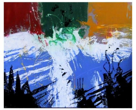 Abstract paintings,abstract expressionism.